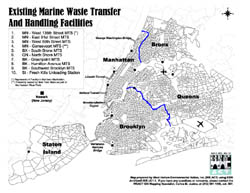 Nyc Map Gis.Weact Org Publications Gis Maps Existing Mwt And Handling